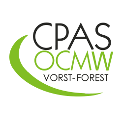 Logo CPAS Forest