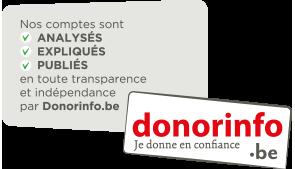 Logo Donorinfo